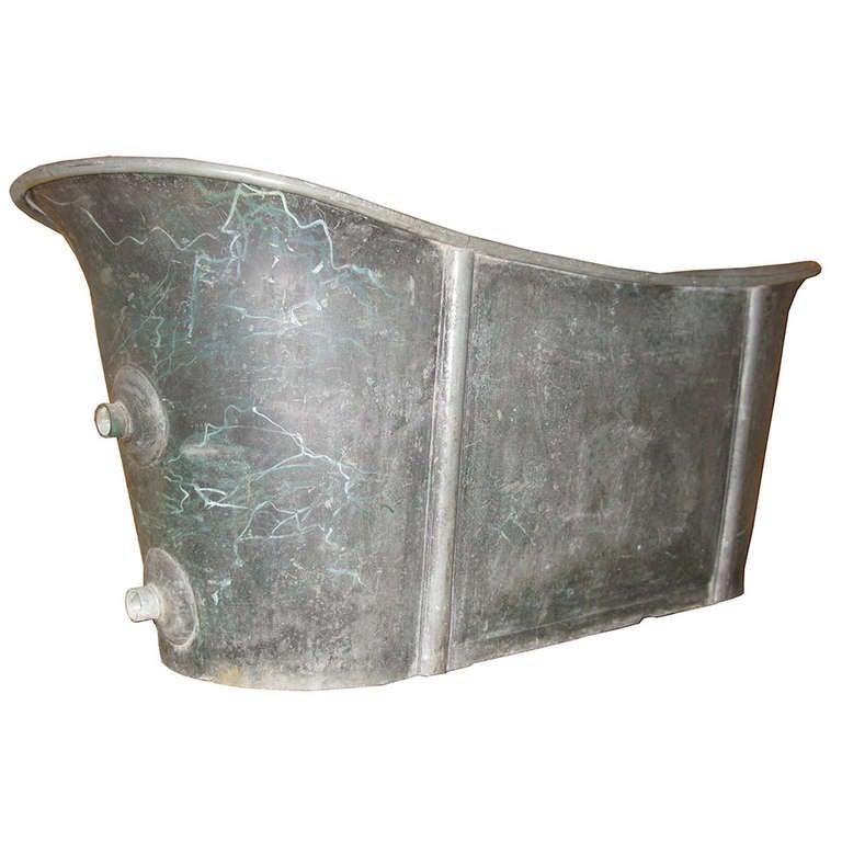 Vintage Bath Tub At 1stdibs