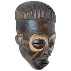 Style of African Tribal Mask
