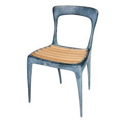 Solid Zinc Chair