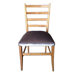 French Ladder Back Chairs (Set of 4)