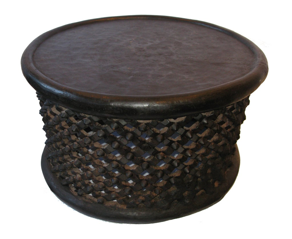 hand carved tables from cameroon at 1stdibs