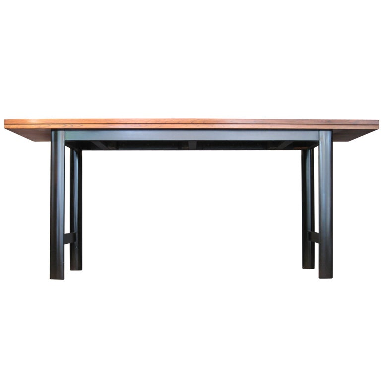 Dining Table Flip Top Console Dining Table