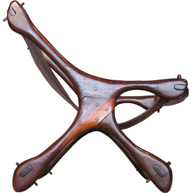 "Don Shoemaker Sling ""Sloucher"" Lounge Chair c.1960's"