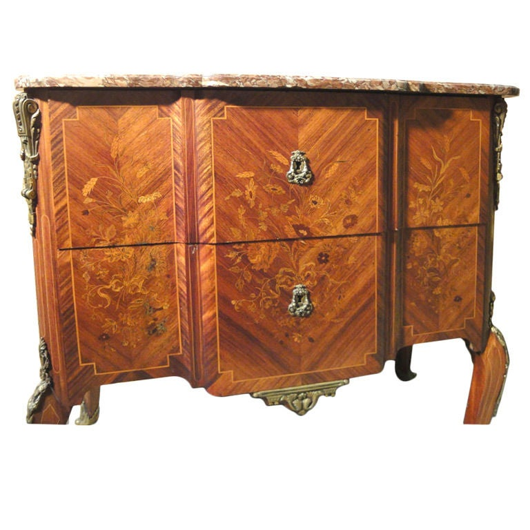French Commode Of Small Proportions At 1stdibs