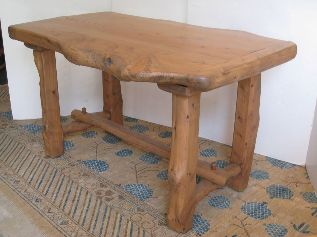 French Olive Wood Table 2