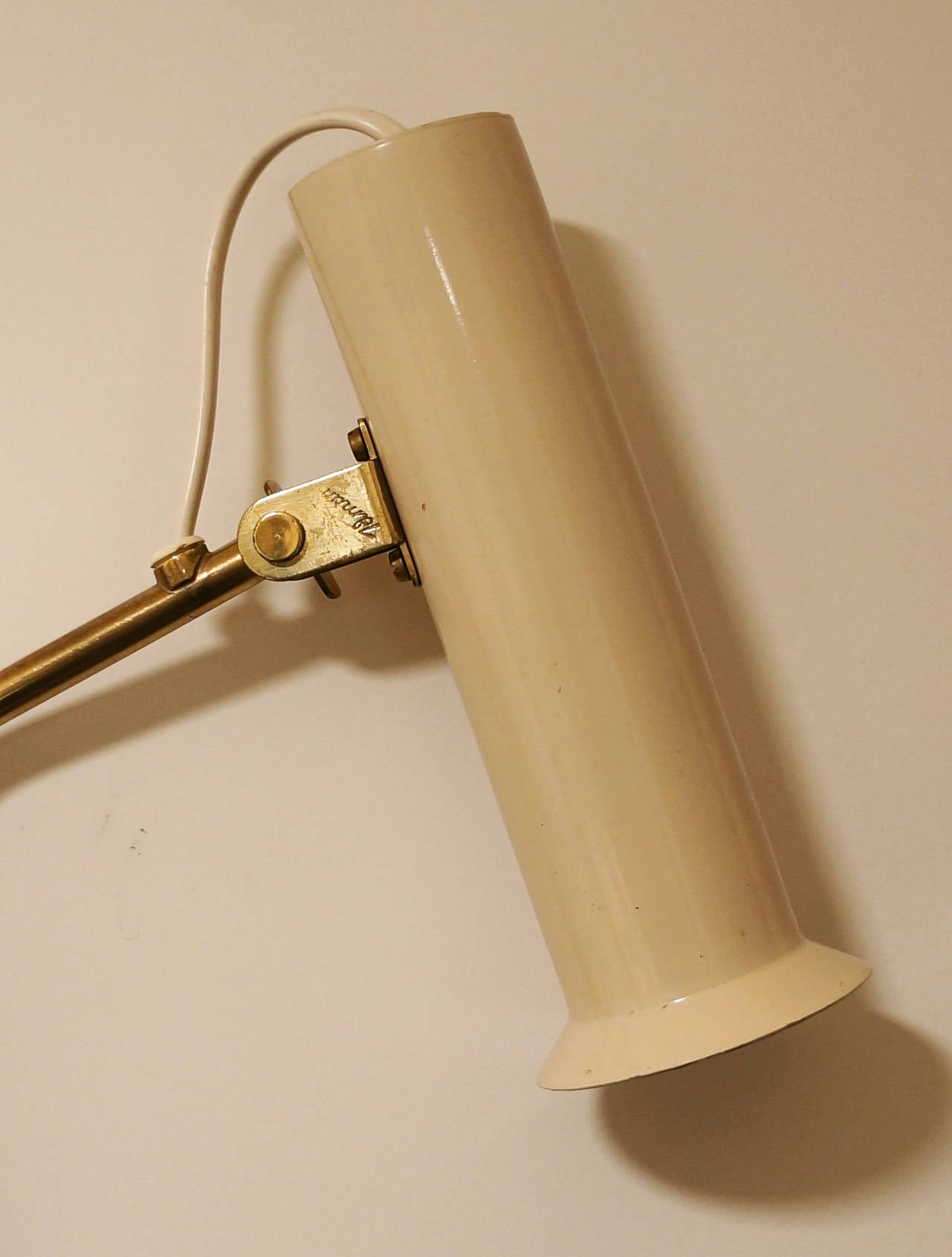 Mid-20th Century Tapio Wirkkala Adjustable Reading Lamps or Sconces, 1950s For Sale