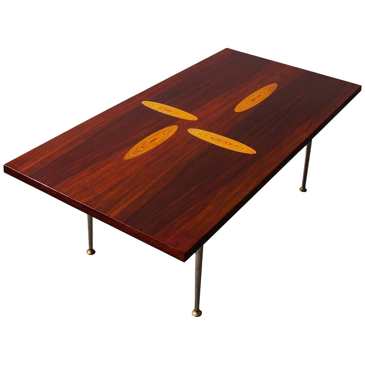 Tapio Wirkkala Coffee or Cocktail Table, Model 9016