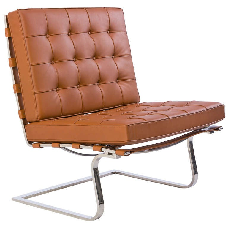 Ludwig Mies Van Der Rohe Tugendhat Chair Knoll At 1stdibs
