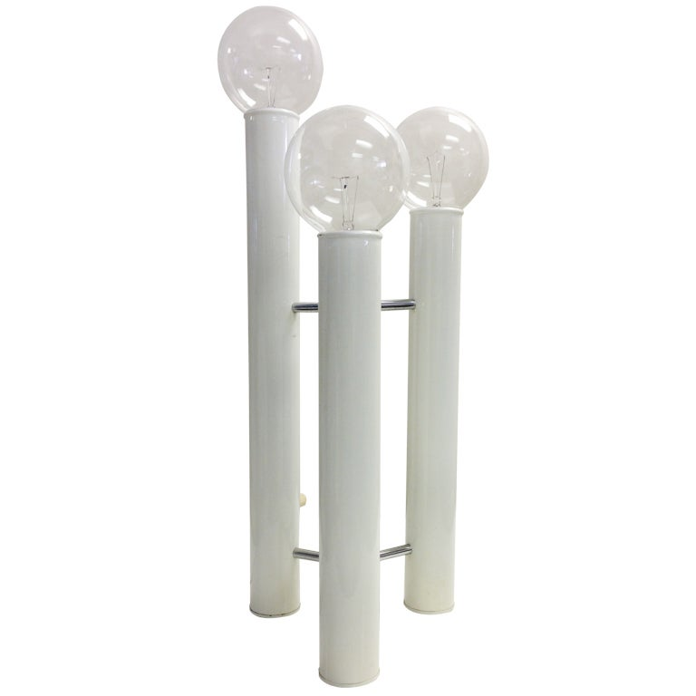 Super fun space age table lamp at 1stdibs for Funny lamps for sale