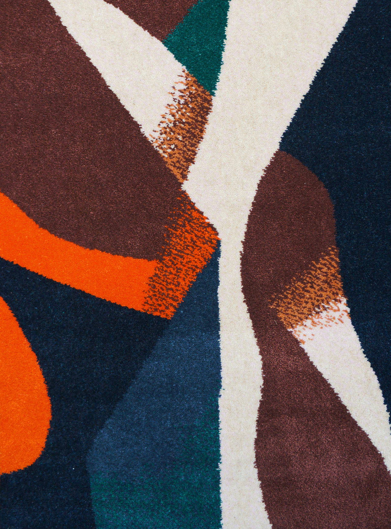 Ren 233 Magritte Large Pile Carpet Quot Femme Quot At 1stdibs