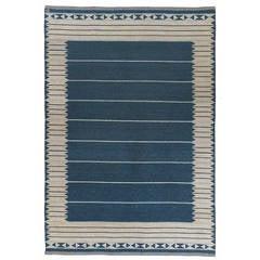 Ingrid Dessau, Flat-Weave Carpet, Sweden, 1950s