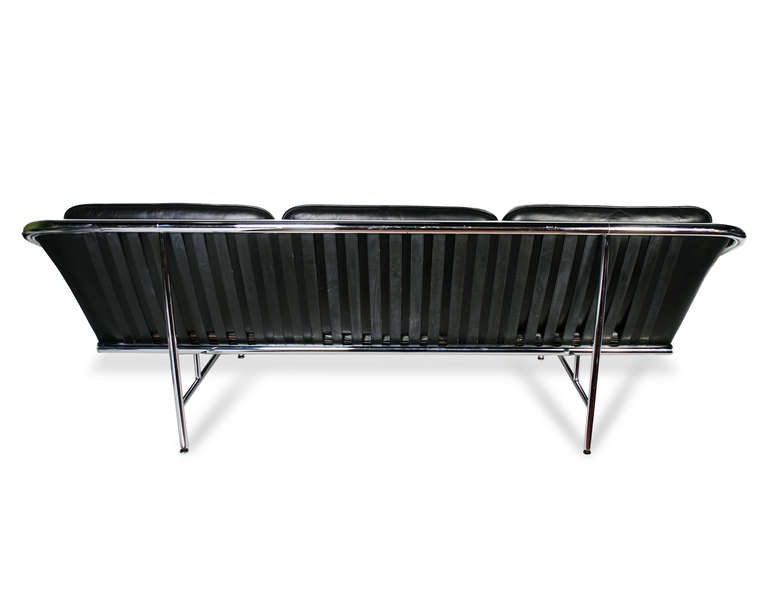 Mid-20th Century George Nelson & Associates Sling Sofa, 1960s For Sale