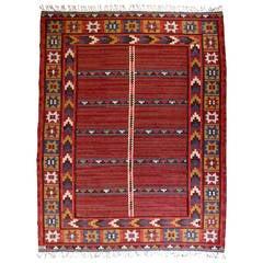 "Körsbärsmattan Flat-Weave 130"" Carpet by Marta Maas-Fjetterström, MMF"