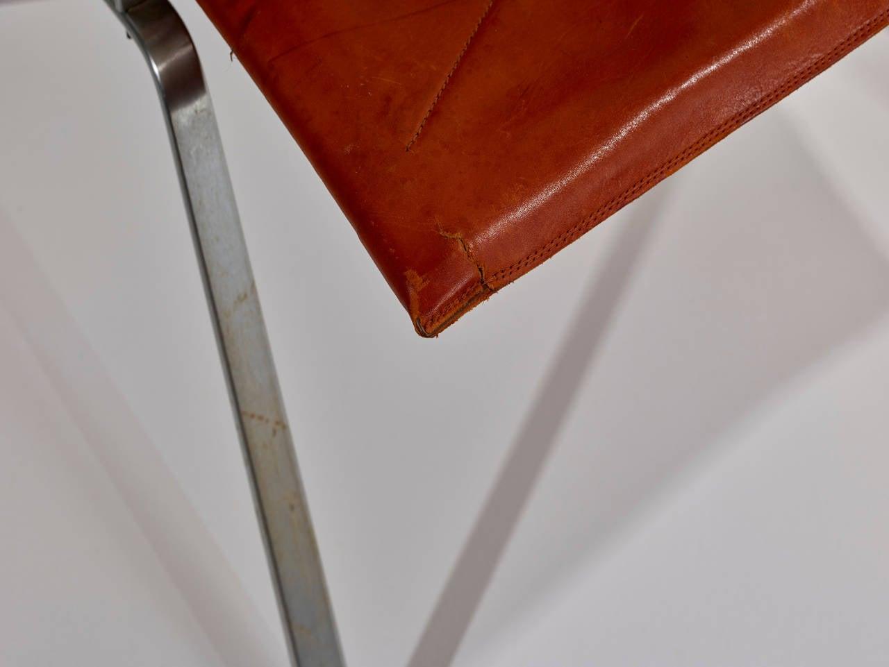 Poul Kjaerholm PK 22 Chairs for E. Kold Christensen, Original Condition 1956 9