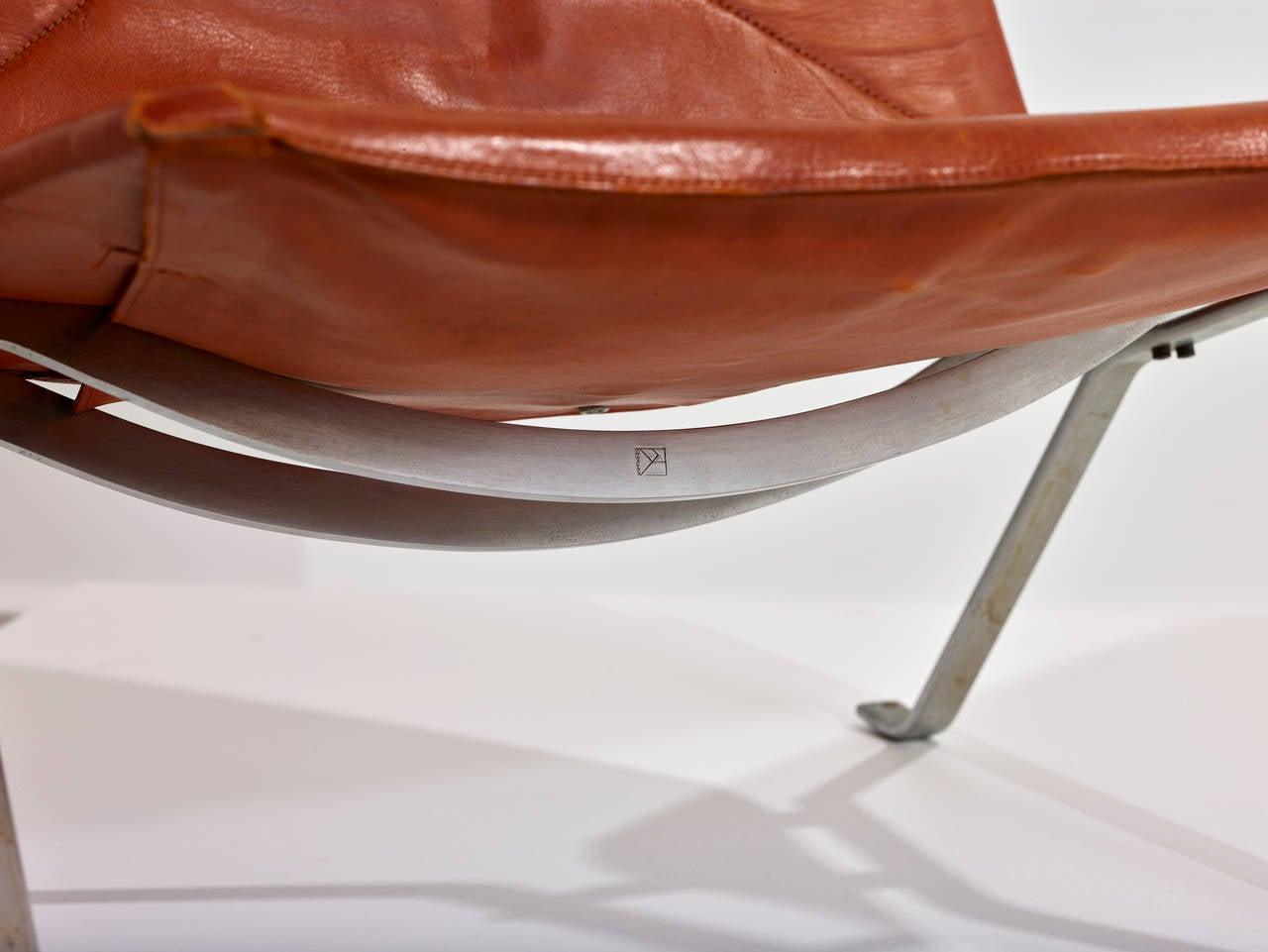 Poul Kjaerholm PK 22 Chairs for E. Kold Christensen, Original Condition 1956 7