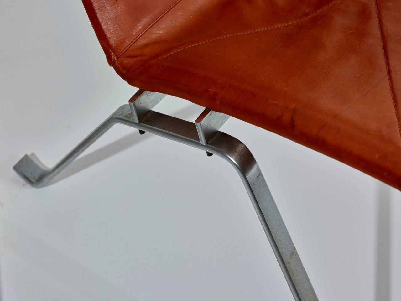 Poul Kjaerholm PK 22 Chairs for E. Kold Christensen, Original Condition 1956 6