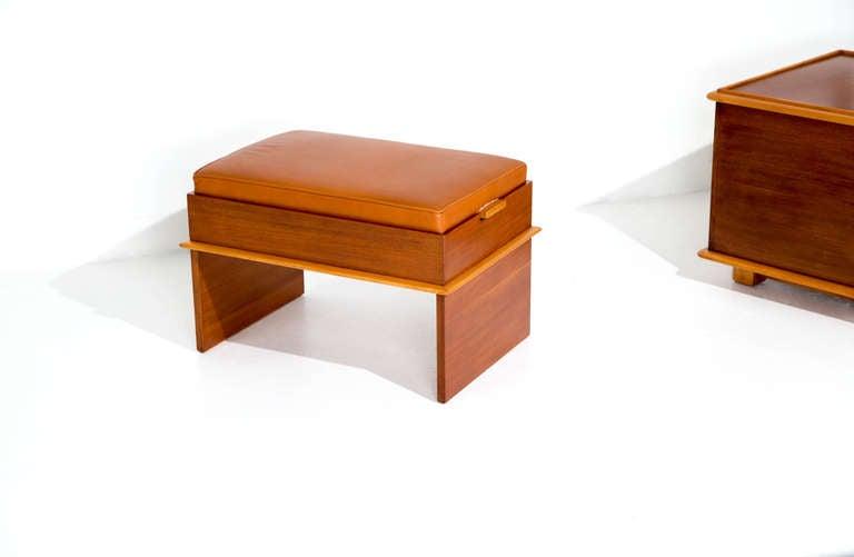 Paul Frank Bedroom In A Box: Paul Frankl Station Wagon Bedroom Set At 1stdibs