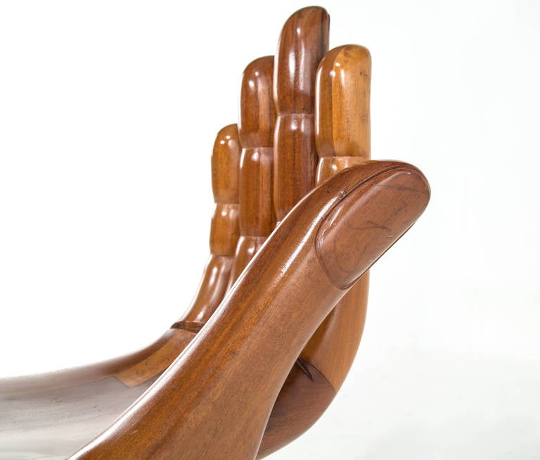 pedro friedeberg hand and foot chair image 8
