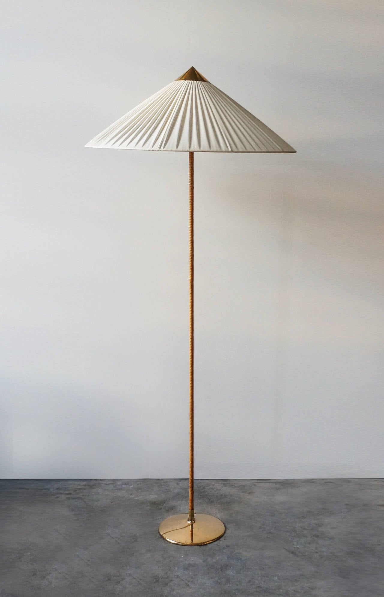 Paavo Tynell floor lamp.