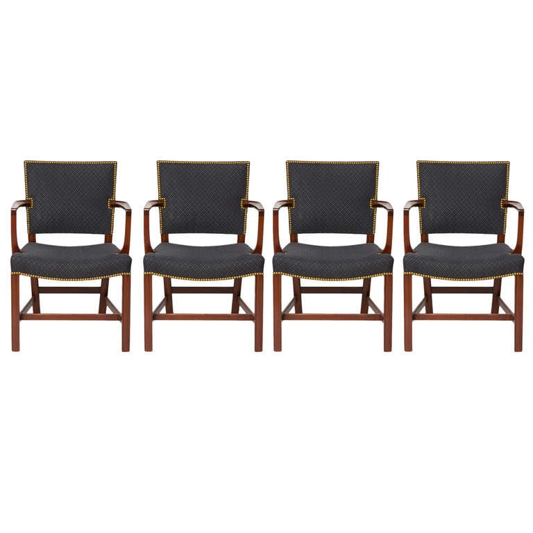 Kaare Klint Barcelona Chairs