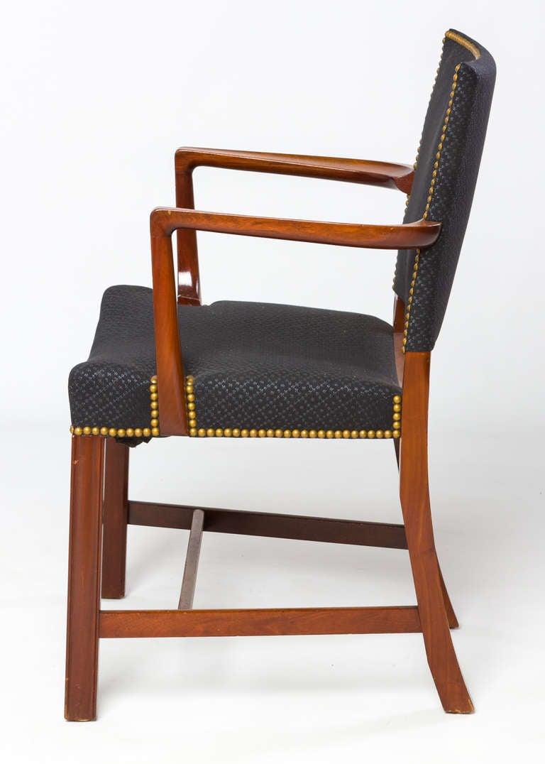 kaare klint barcelona chair at 1stdibs. Black Bedroom Furniture Sets. Home Design Ideas
