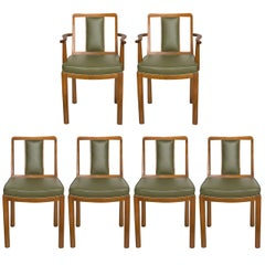 Dining Chairs by Edward Wormley for Dunbar, Set of Six, 1950s