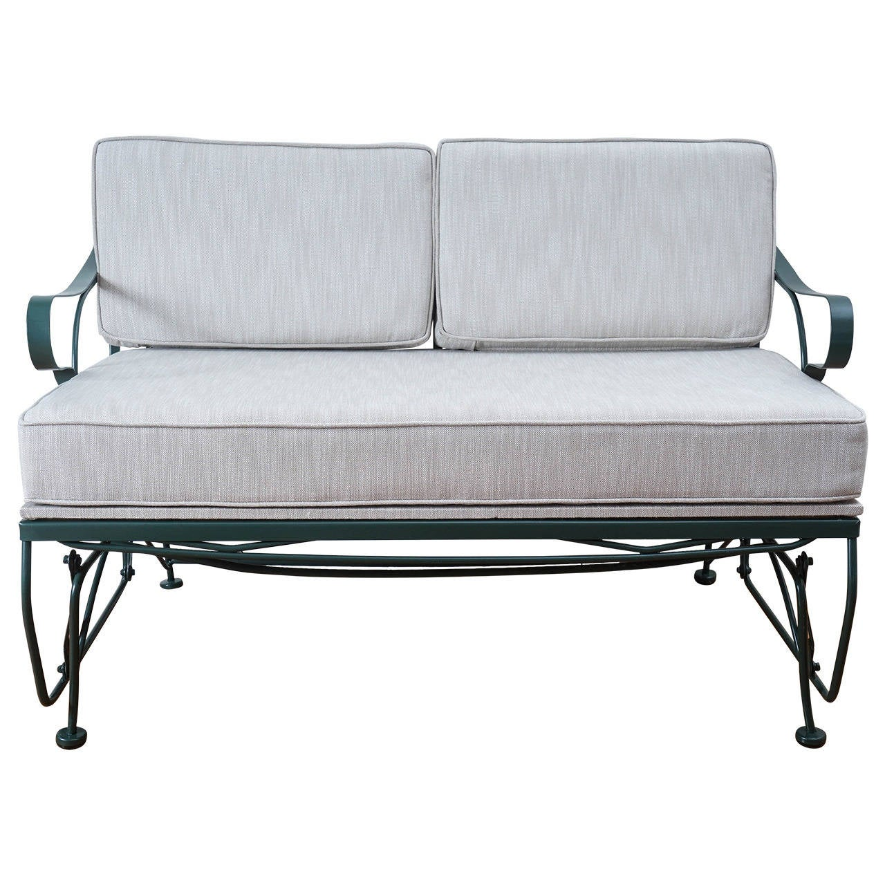 Glider Loveseat For Sale At 1stdibs