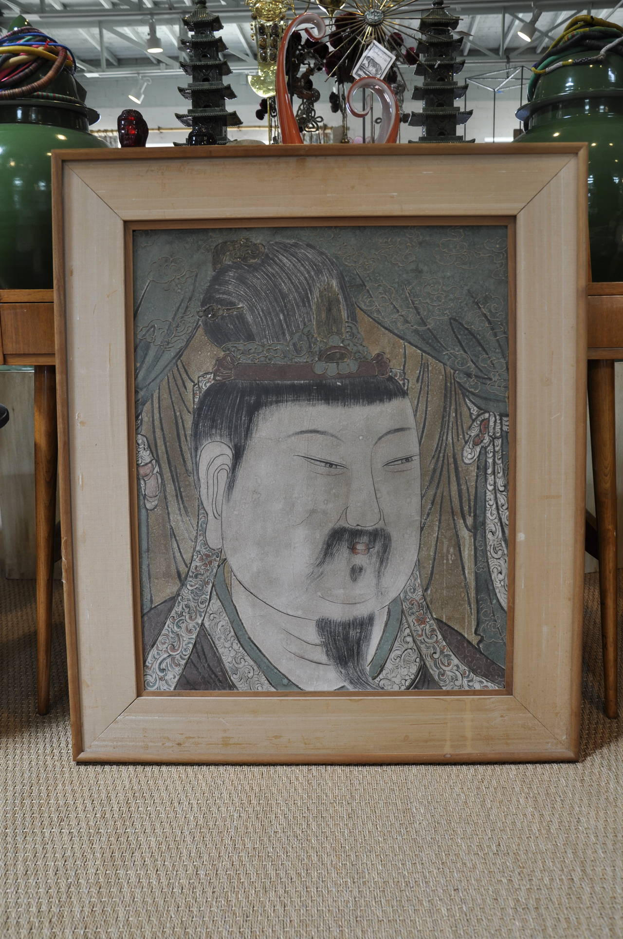 Other 19th Century Chinese Painting  For Sale