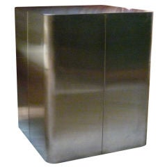Tall Stainless Steel Table