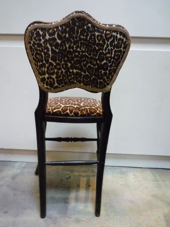 Papier M Ch 19th C French Chair At 1stdibs