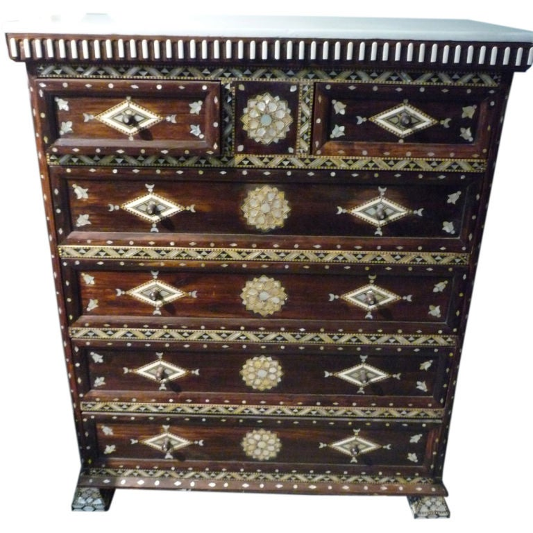 Syrian Chest For Sale