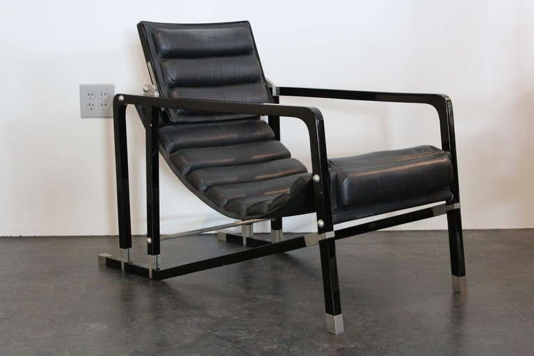 Transit Chair By Eileen Gray At 1stdibs