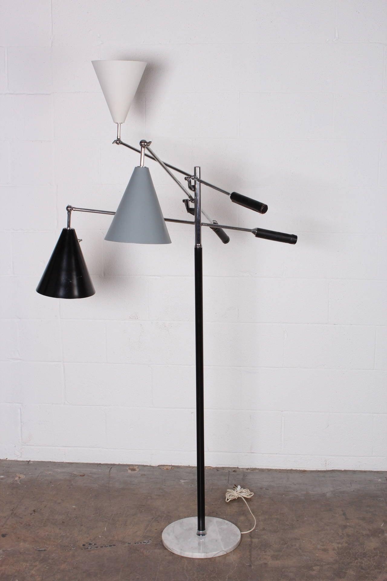 Triennale lamp by arredoluce at 1stdibs for Arredo luce