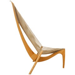 Harp Chair by Jørgen Høvelskov