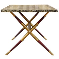 Coffee Table by Piero Fornasetti and Gio Ponti