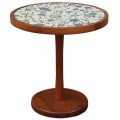 Tile Top Table by Gordon Martz