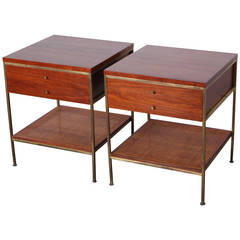 Pair of Nightstands by Paul McCobb for Calvin