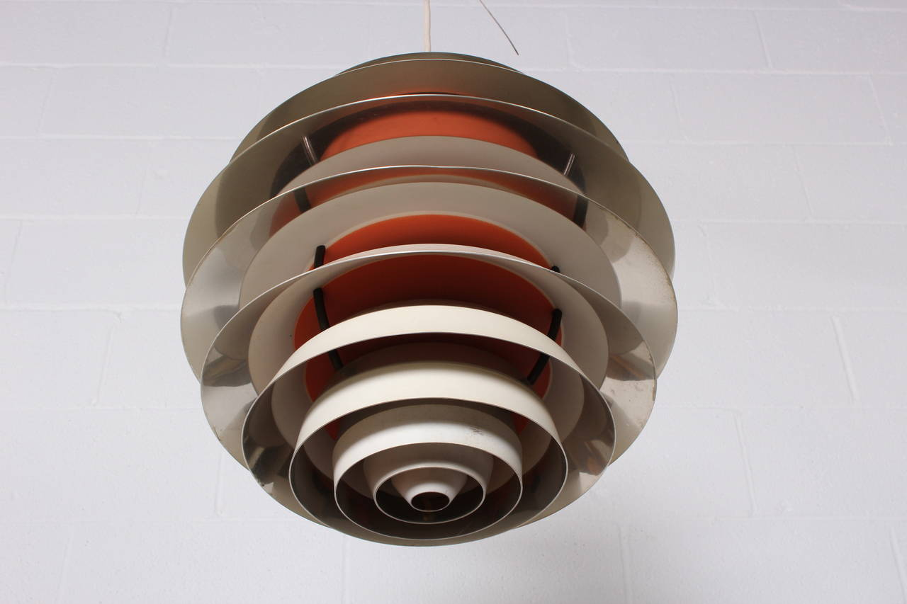 """Contrast"" Light Fixture Pendant By Poul Henningsen For"