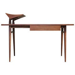 Rare Desk Designed by Bertha Schaefer for Singer and Sons