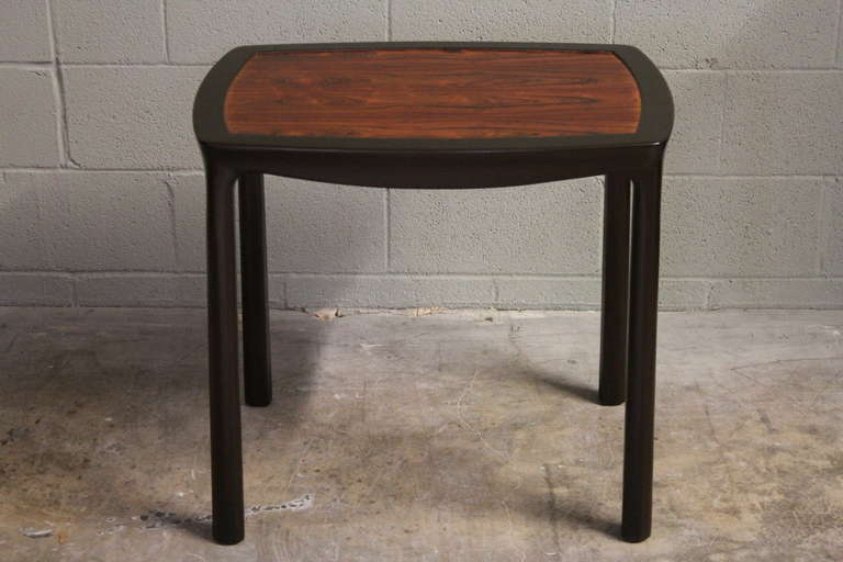 American Rosewood Table by Edward Wormley for Dunbar For Sale