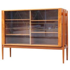 Large Display Cabinet by Niels Vodder