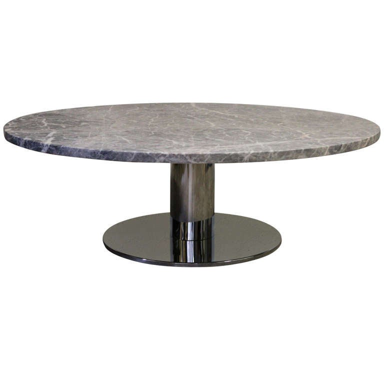 Large stone top coffee table for sale at 1stdibs Stone coffee table top