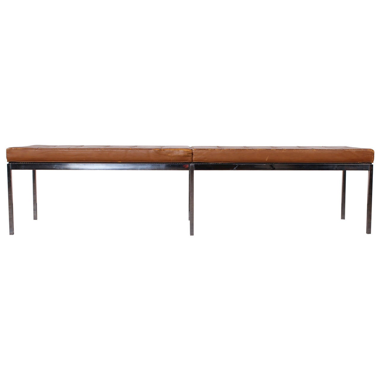 Bench By Florence Knoll At 1stdibs