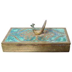 Brass Box by Pepe Mendoza