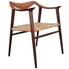 Bambi Arm Chair by Rolf Rastad & Adolf Relling