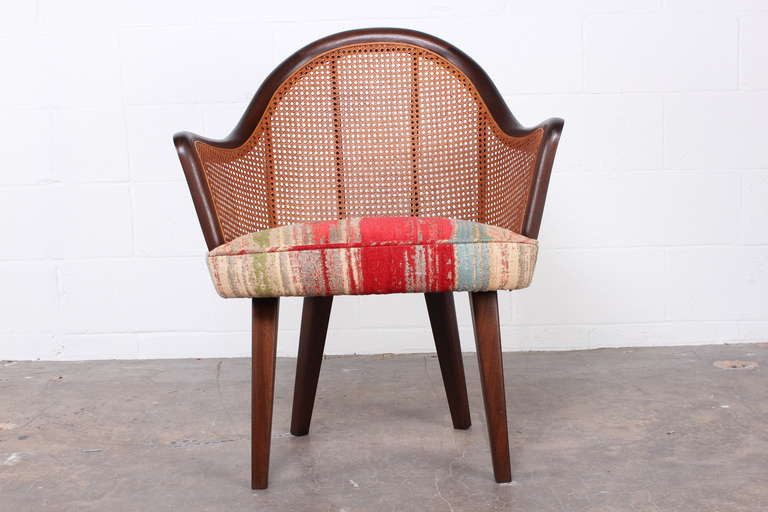 Set of Four Armchairs Designed by Harvey Probber For Sale 1