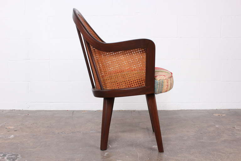 Set of Four Armchairs Designed by Harvey Probber For Sale 2