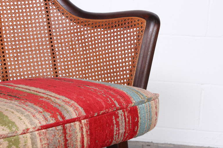 Set of Four Armchairs Designed by Harvey Probber For Sale 6