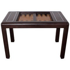 Backgammon Game Table by Karl Springer