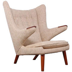 Papa Bear Chair by Hans Wegner